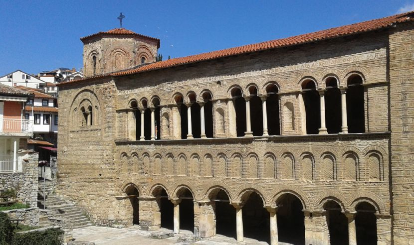 Discovering Ohrid - Church of St. Sofia
