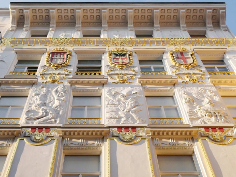 Explore the Heart of the Old Town of Vienna Julius Meinl House