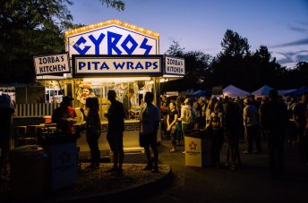 Balkans street food