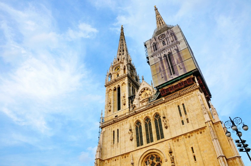 Top 10 Instagrammable Places in Zagreb Cathedral