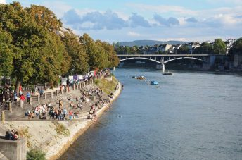 Most Beautiful Riverfront Cities in Europe Basel
