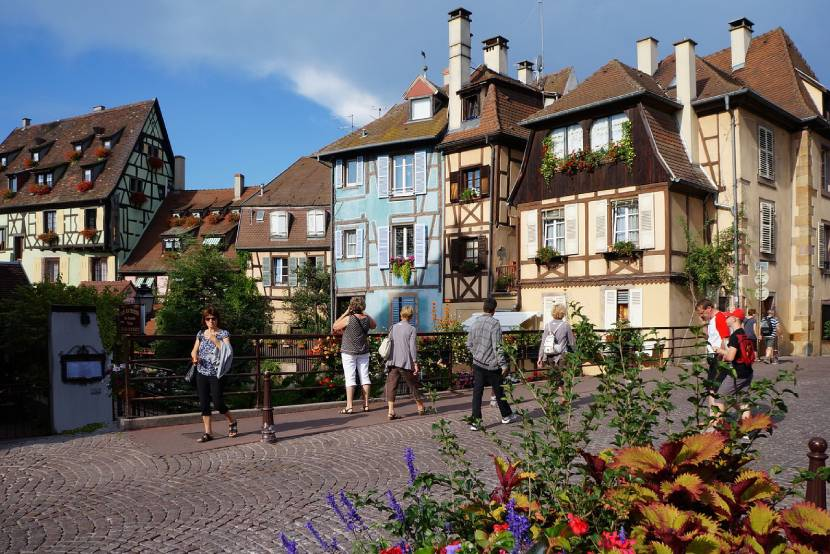 Most Beautiful Riverfront Cities in Europe Colmar