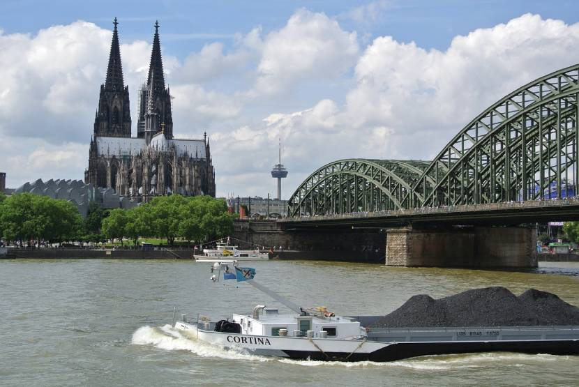 Most Beautiful Riverfront Cities in Europe Cologne
