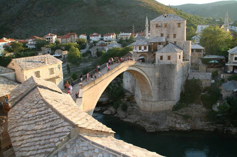 Most Beautiful Riverfront Cities in Europe Mostar