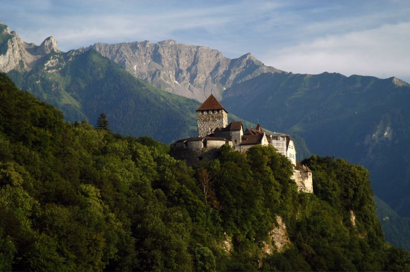 Most beautiful small countries