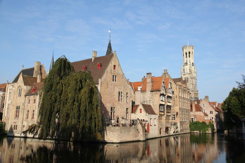 5 Must-Visit Cities in Belgium Bruges