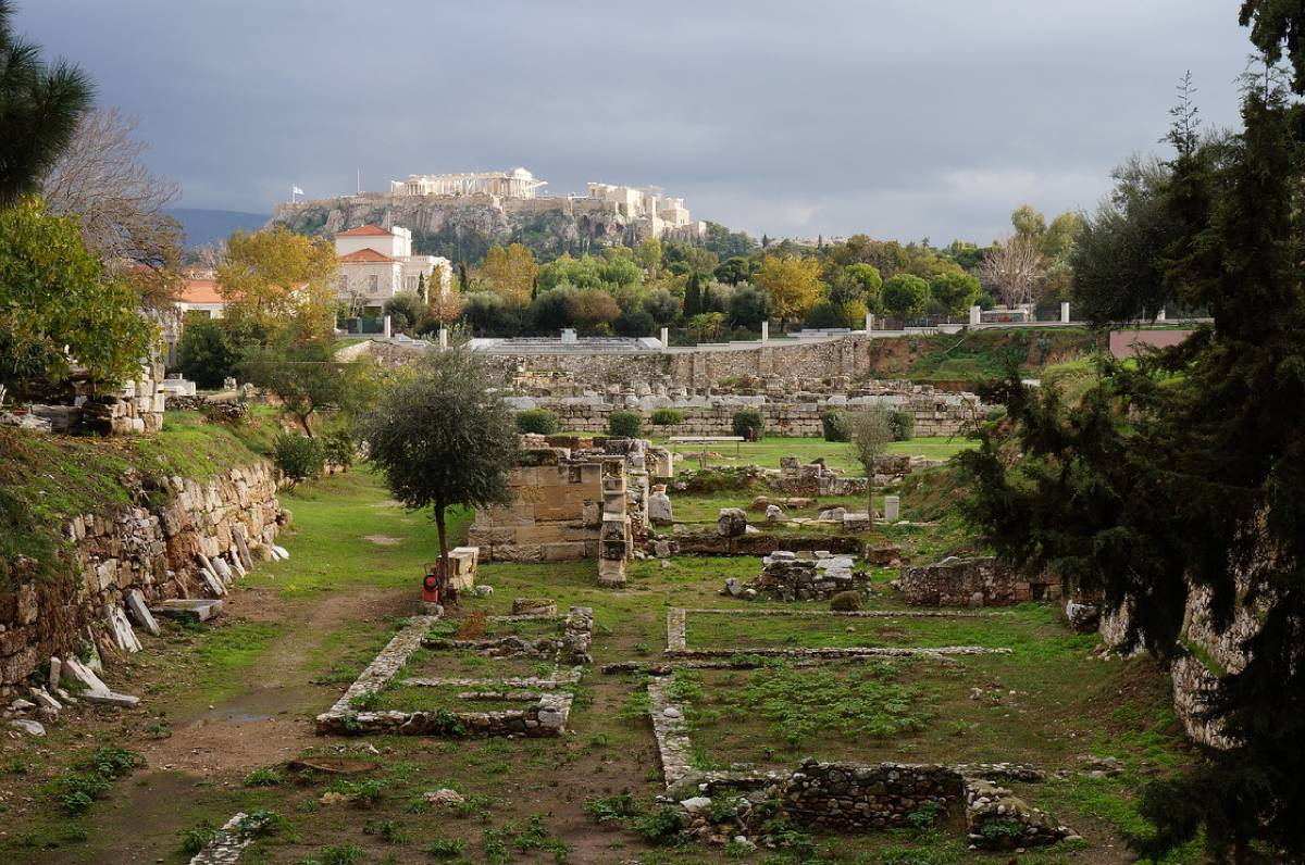 Stroll Around Athens