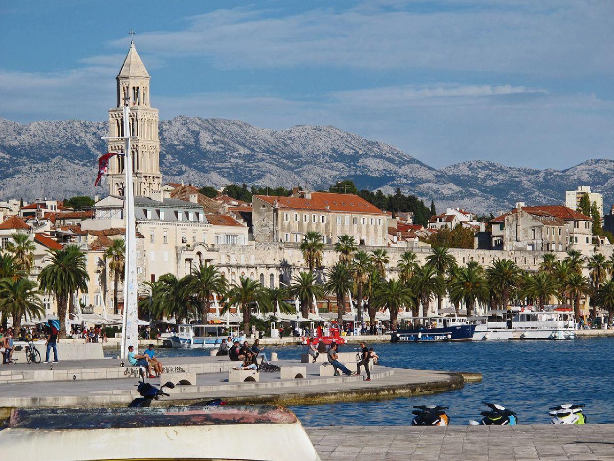 Top 5 Coastal Cities in Croatia to Visit this Spring Split