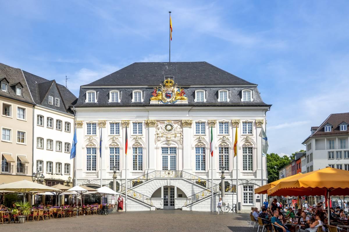 Best cities in Germany: Bonn