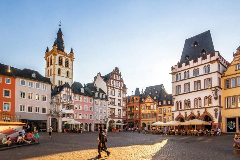 Best cities in Germany: Trier