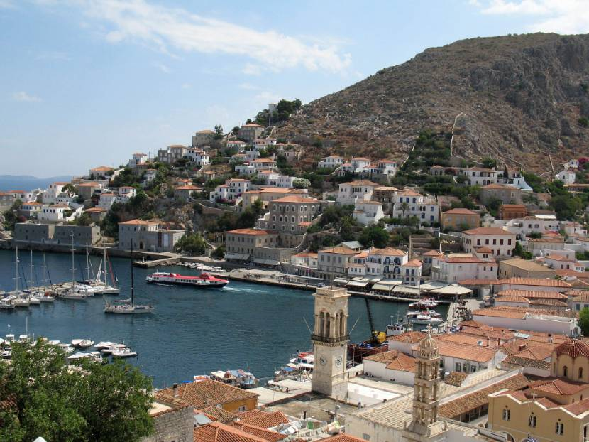 Five Amazing Island Day Trips from Athens Hydra