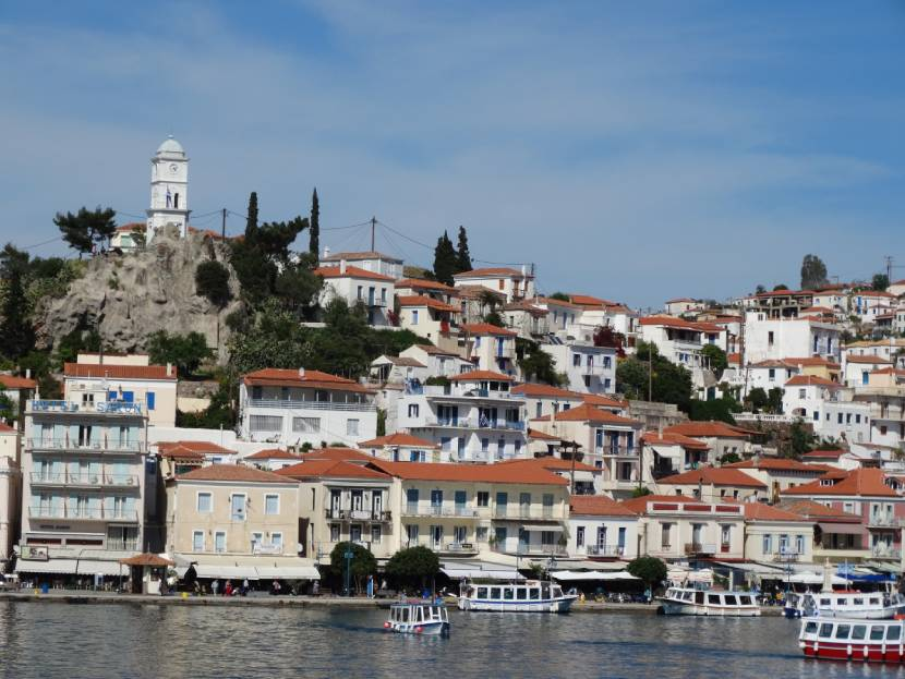 Five Amazing Island Day Trips from Athens Poros