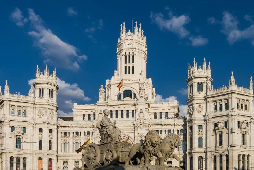 Places for Enjoying Springtime: Madrid