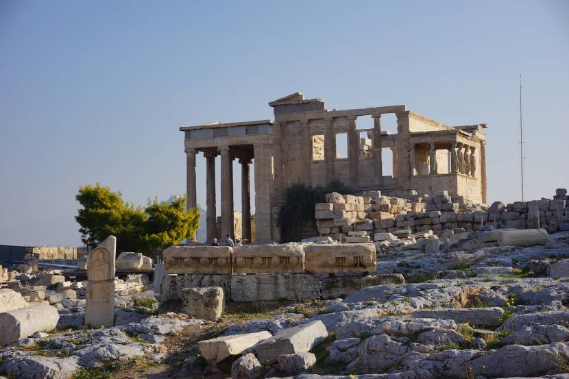 Most Iconic Landmarks in Europe Acropolis