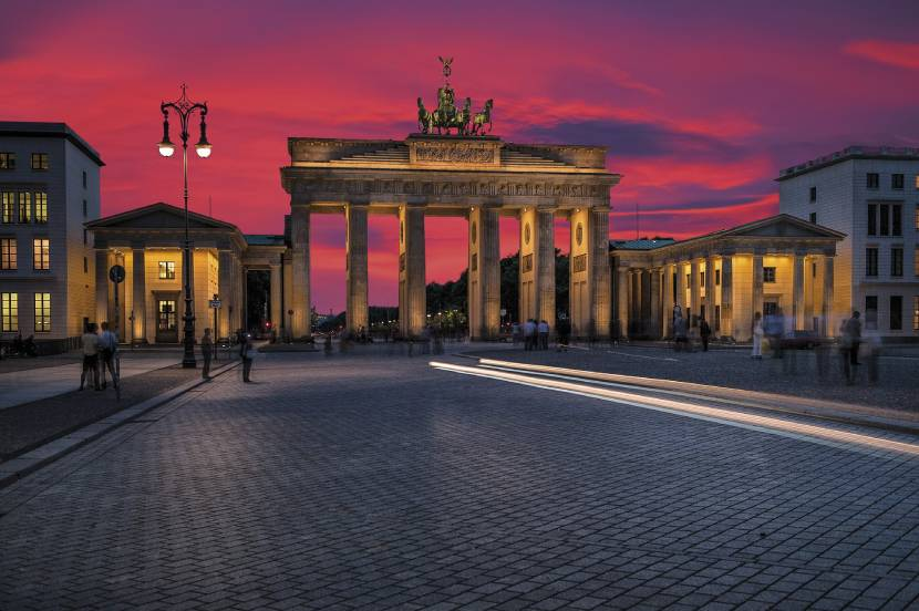 Most Iconic Landmarks in Europe Brandenburg gate