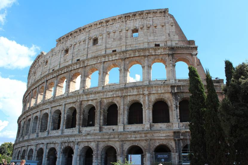 Most Iconic Landmarks in Europe Colosseum