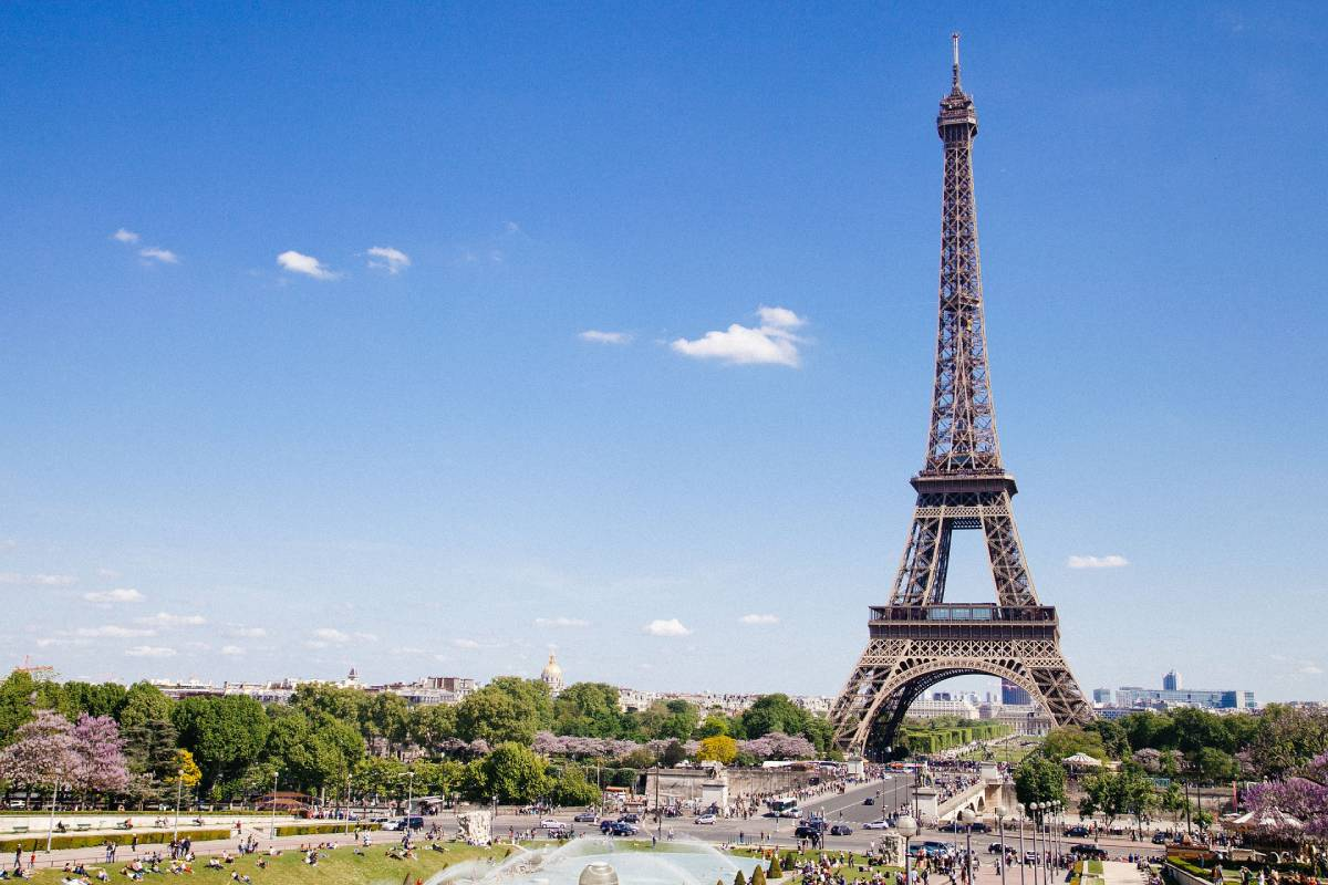 Most Iconic Landmarks in Europe Eiffel Tower