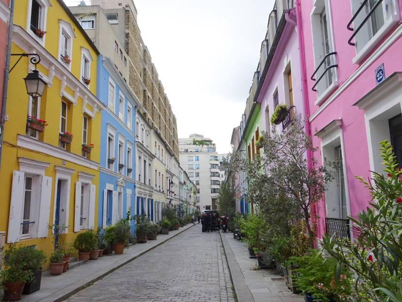 Prettiest streets in Europe