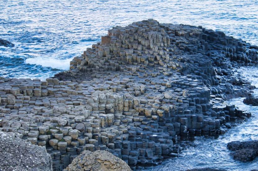 Extraordinary and Unique Places in The World, The Giant's Causeway, Northern Ireland