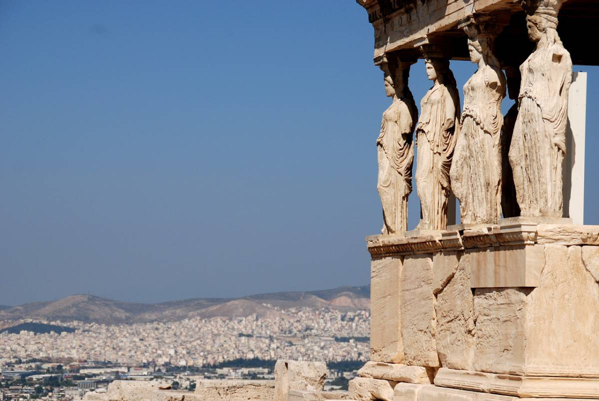 Top 6 Instagrammable Places in Athens