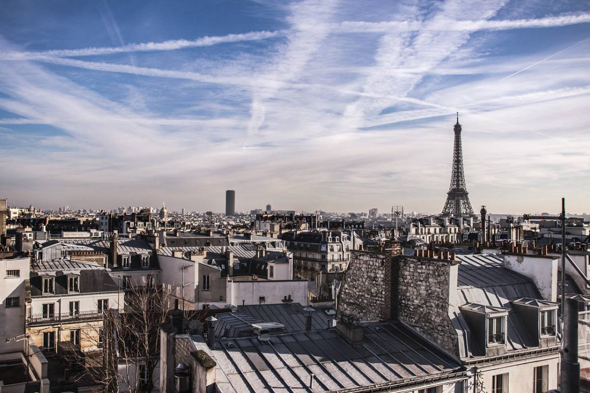 Top 9 Instagrammable Spots in Paris