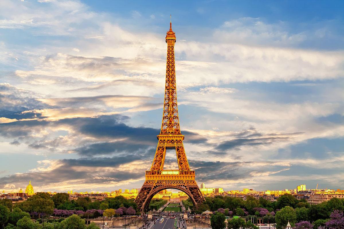 Places for Enjoying Springtime: Paris
