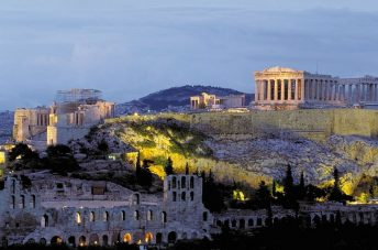 City tours of Athens