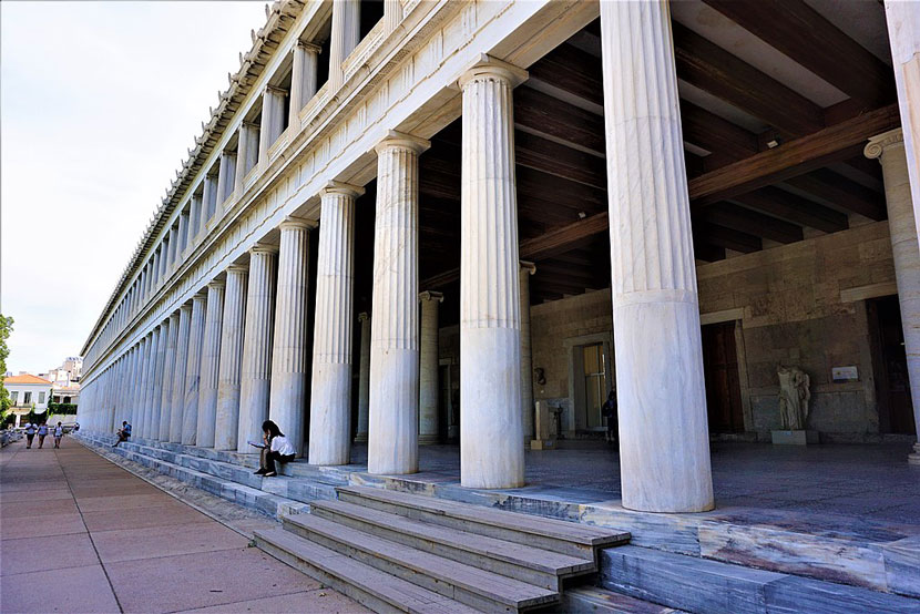 Best Museums in Athens - Museum of Ancient Agora
