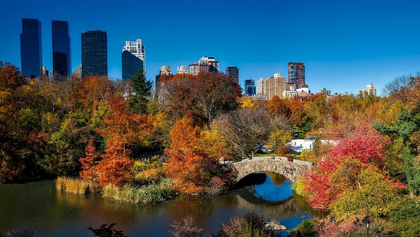 Best Autumn Holidays - New York City