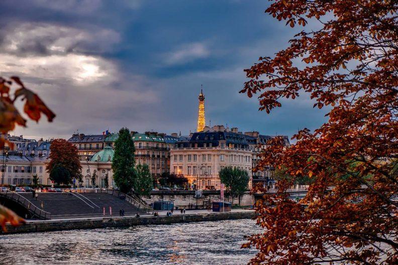 Best Autumn Holidays - Paris