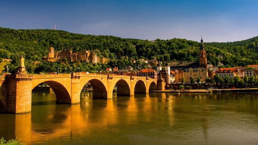 Best Cities to Visit in Germany - Heidelberg