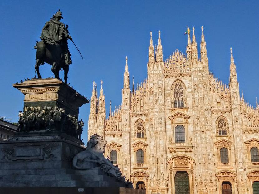 Best things to do in Milan for free - Duomo di Milano
