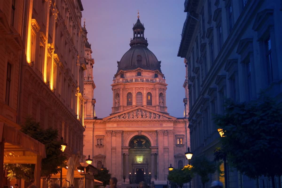 Most Beautiful Churches in Europe - St. Stephen's Basilica