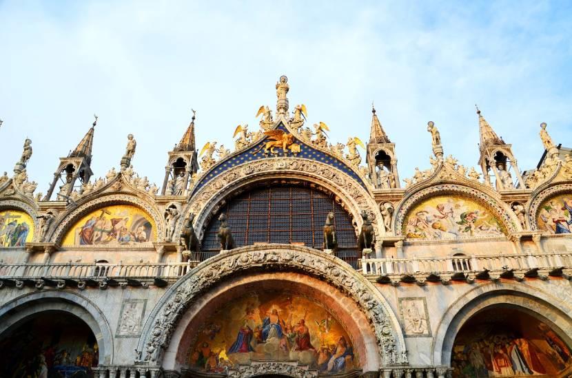 Most Beautiful Churches in Europe - St. Mark's Basilica