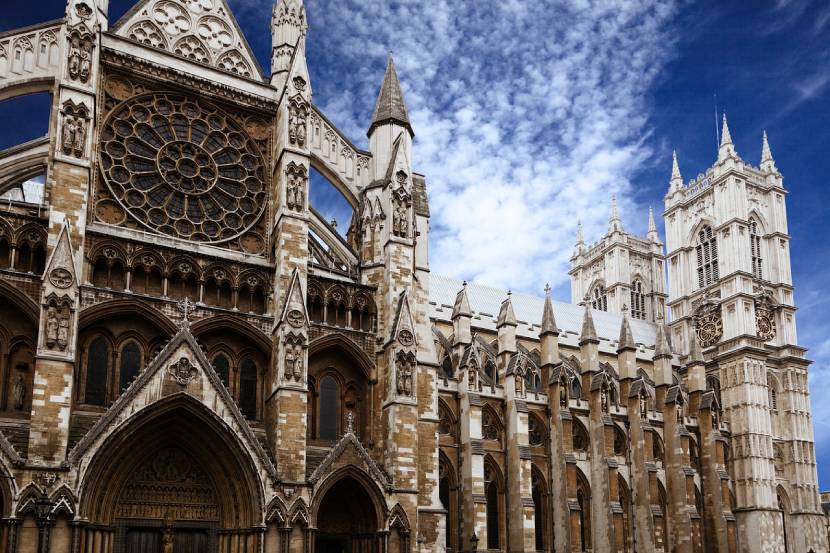 Most Beautiful Churches in Europe - Westminster Abbey