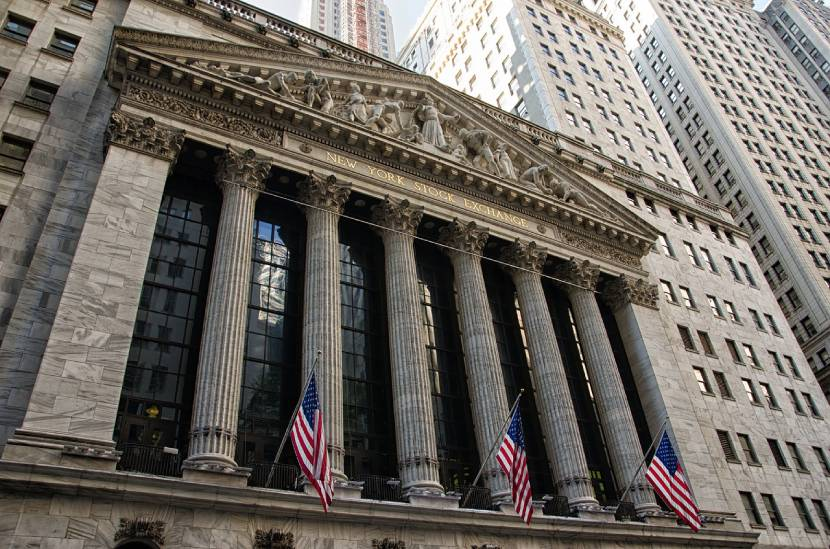 Must-see Places in New York - New York Stock Exchange