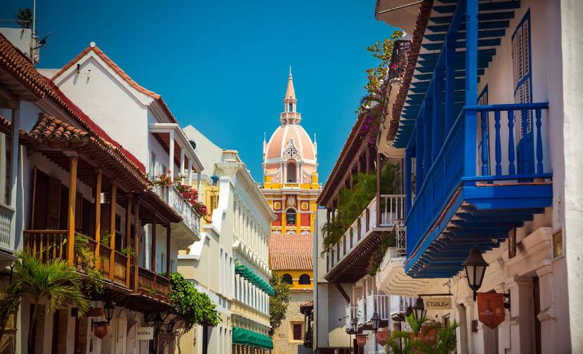 South America - Cartagena