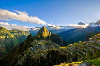 South America - Machu Picchu
