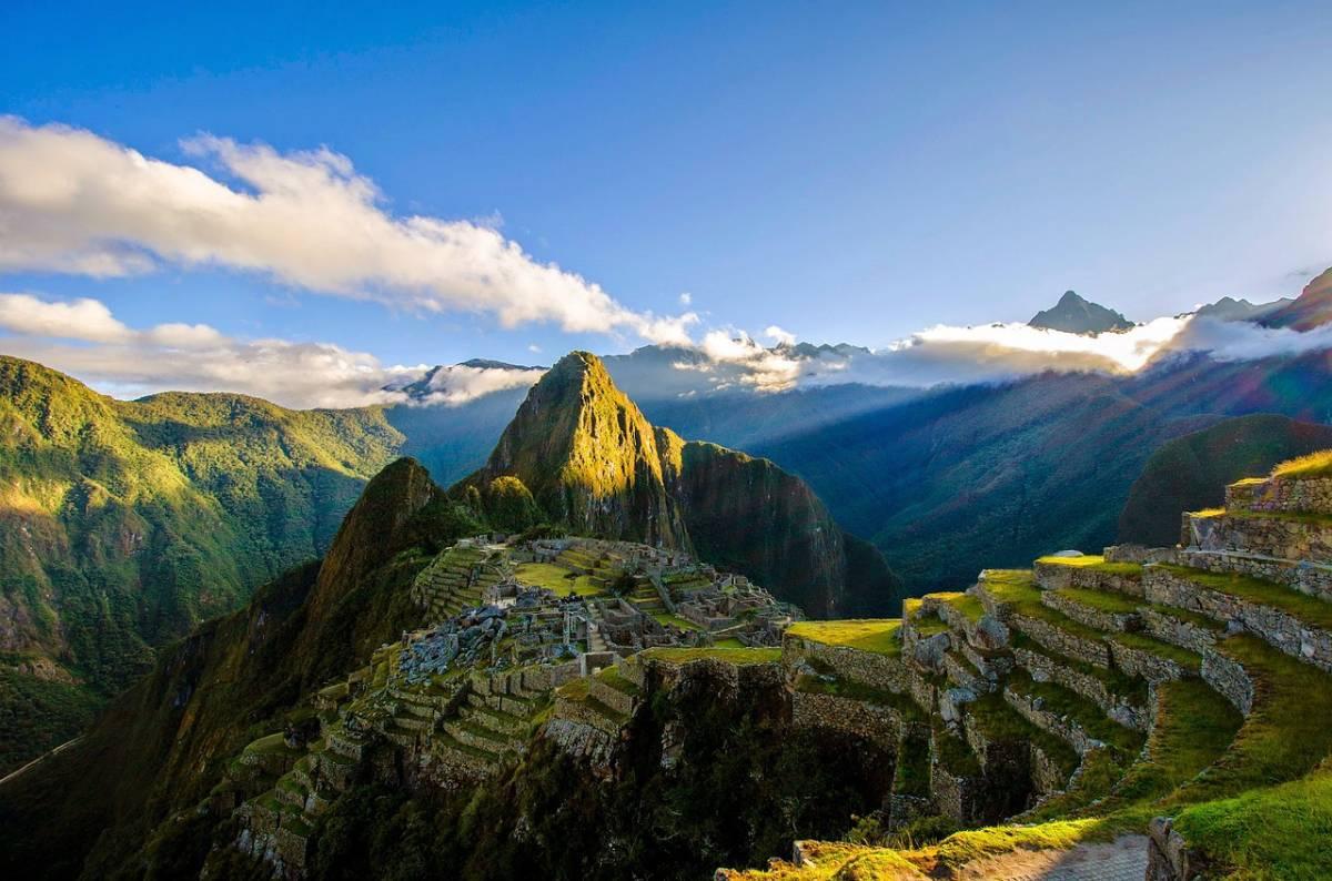 South America - Machu Picchu