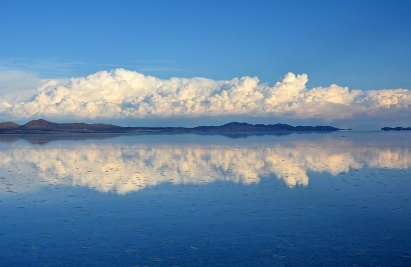 South America - Salar De Uyuni, Bolivia