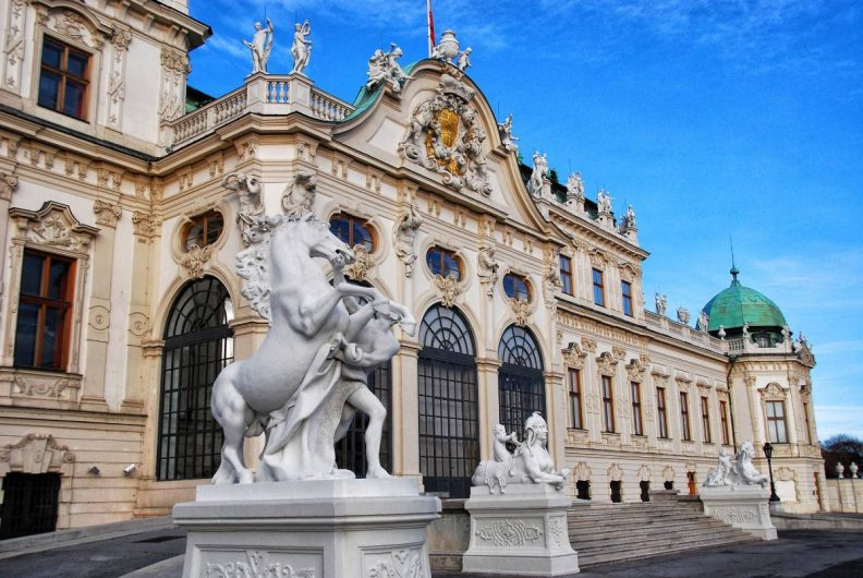 Best Historic Things to Do in Vienna - The Belvedere Palace