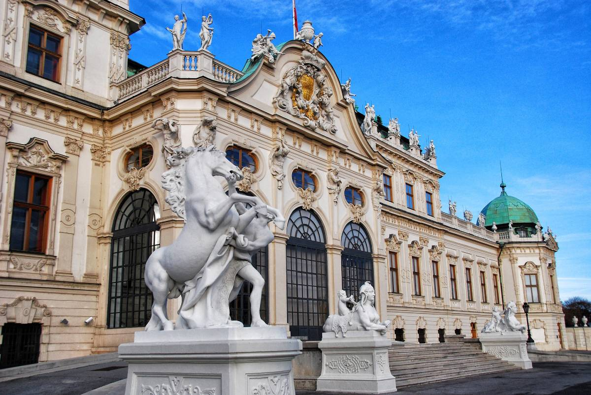 Best Historic Things to Do in Vienna - The BelvederePalace