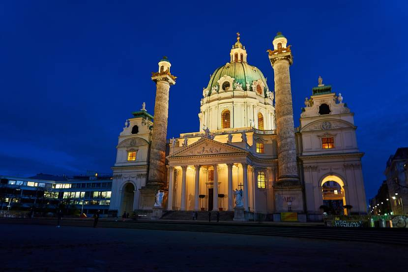 Best Historic Things to Do in Vienna - Karlskirche