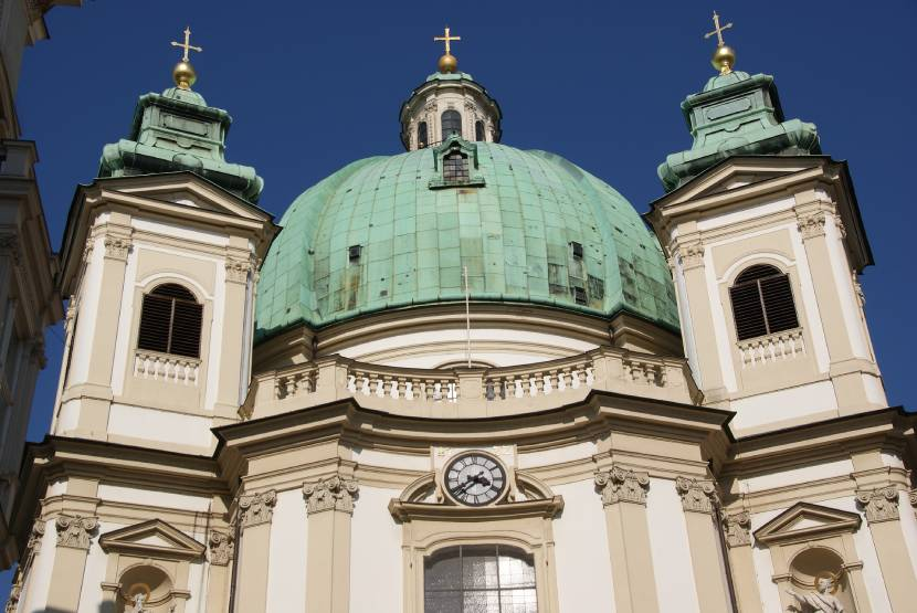 Best Historic Things to Do in Vienna - Peterskirche