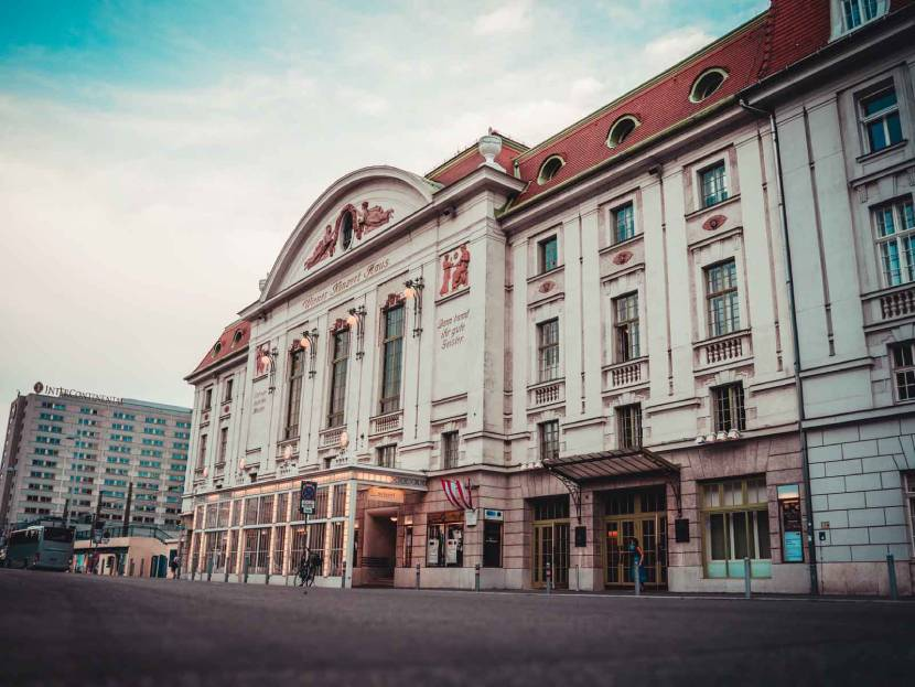 Best Historic Things to Do in Vienna - The Wiener Konzerthaus