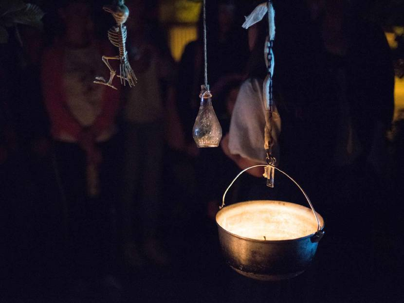 What to Do in Zagreb for Halloween? The Bewitched Story