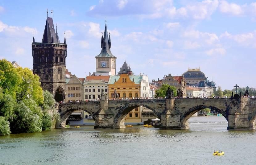 Best Things to Do in Prague - Walk Across the Charles Bridge
