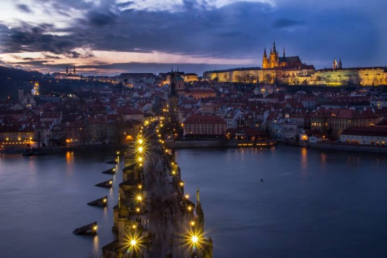 Best Things to Do in Prague - Walk Across the Charles Bridge