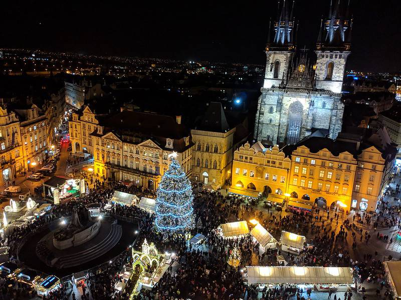 Best Things to Do in Prague - Christmas Market