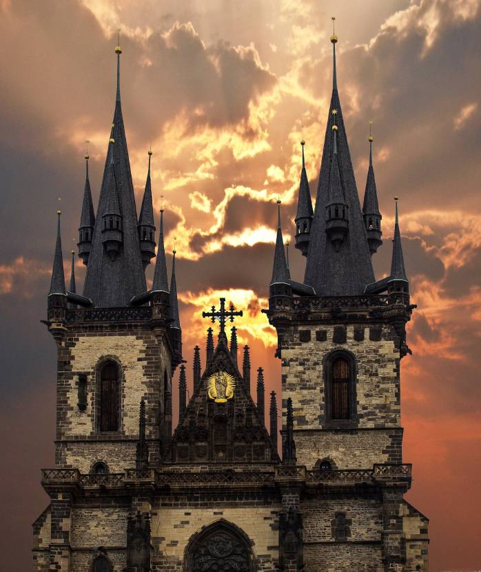Best Things to Do in Prague - Church of Our Lady Before Týn